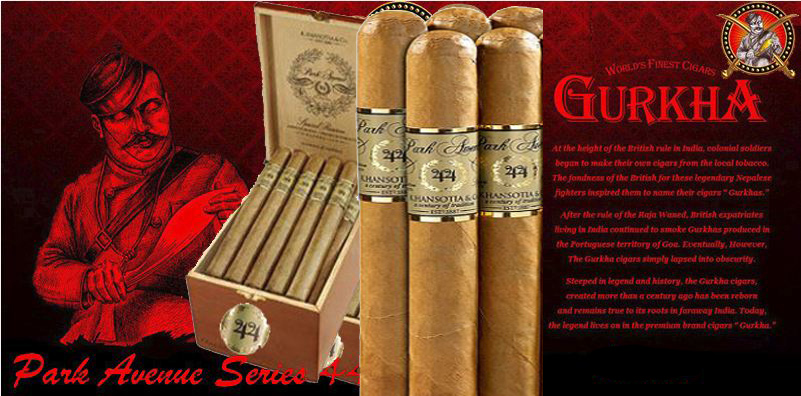 Gurkha's Park Avenue Series 44 Connecticut..